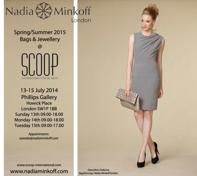 Scoop invite