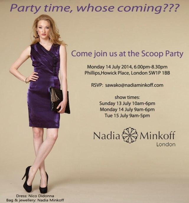 Scoop-Party