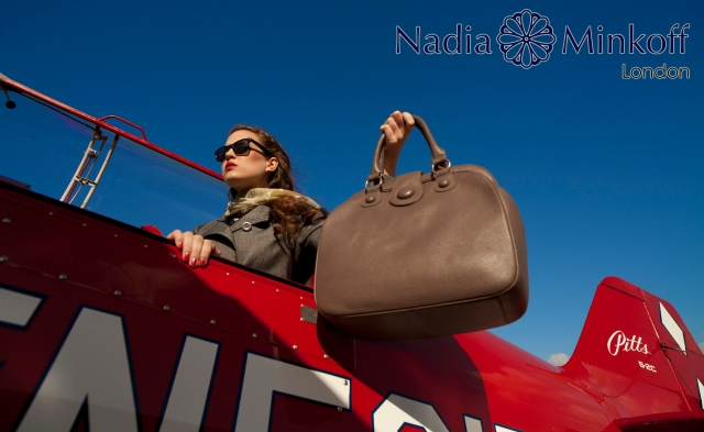 Nadia Minkoff London