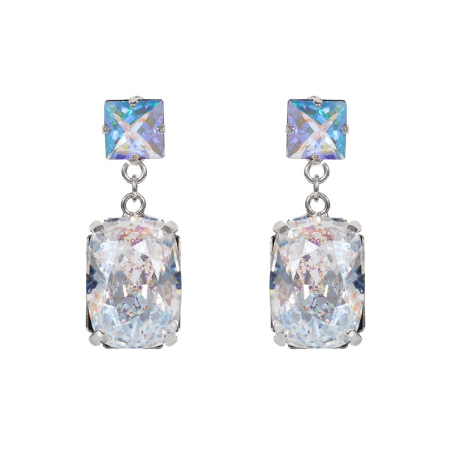 rectangular-drop-stone-earrings-crystal-patina