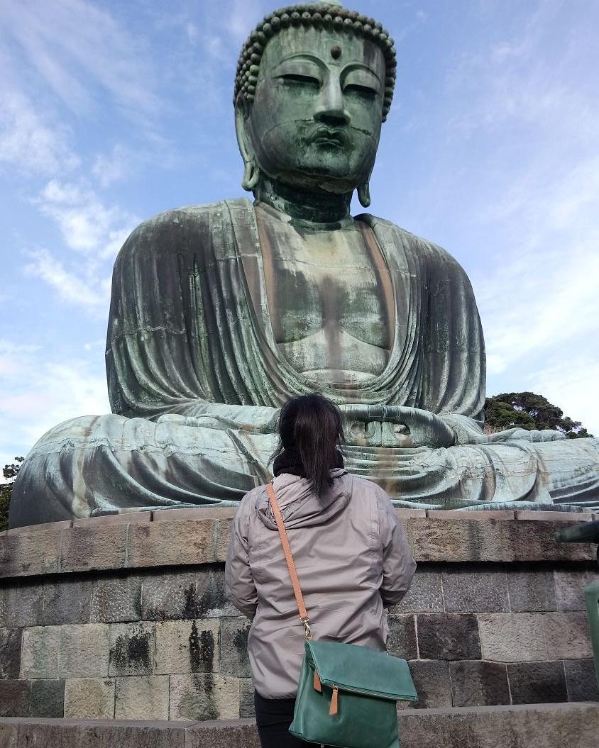 Kamakura Budha