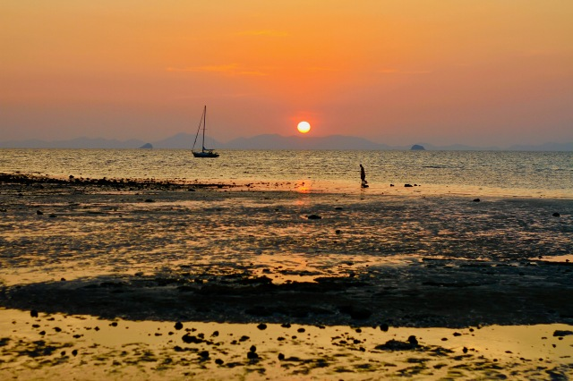 Railay sunset