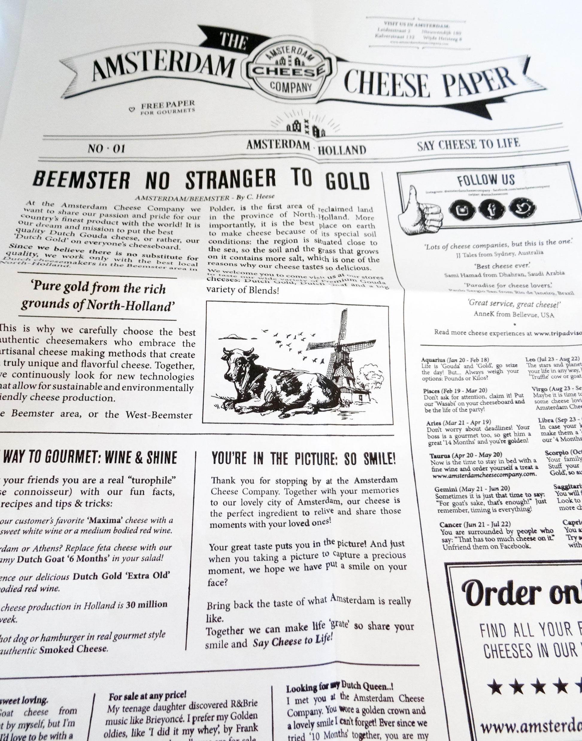 cheese-newspaper