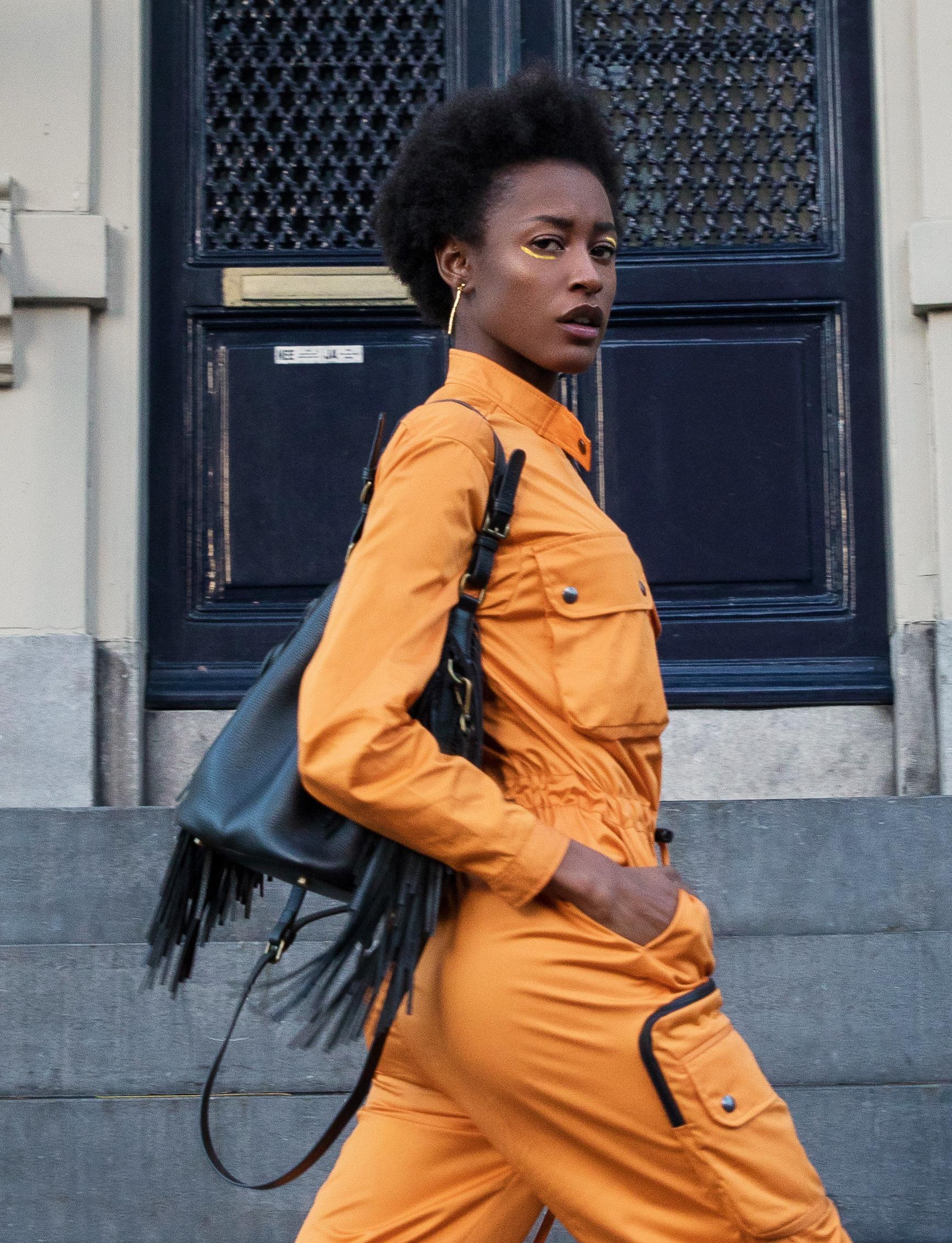 black-islington-on-orange