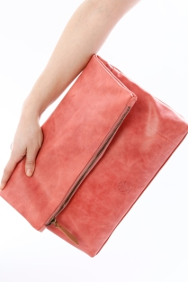 The Rena bag coral