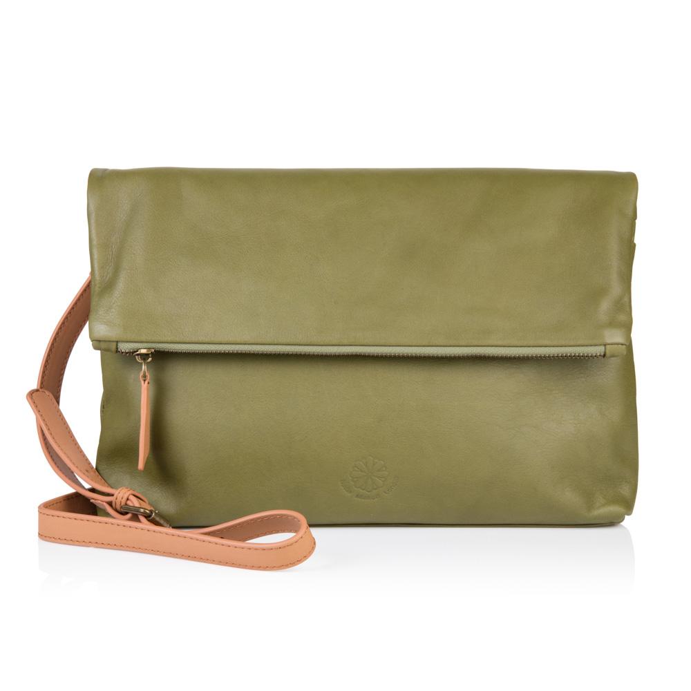 The Rena bag , Kelp